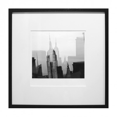 Empire State by Manfred Maier for Monochroom