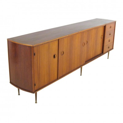 Modernart sideboard from the fifties by William Watting for Fristho