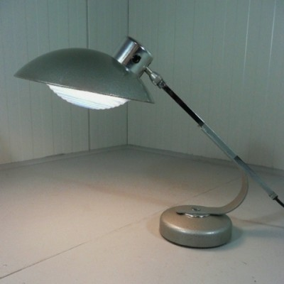 Desk lamp by Ferdinand Solère for SOLR, 1950s