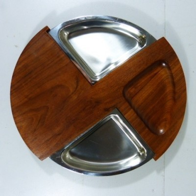 Vintage Serving Tray, 1960s