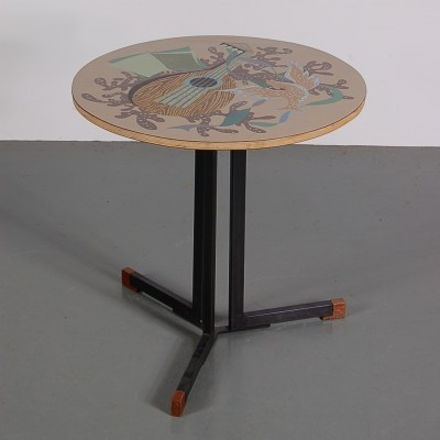 Coffee table by Hein Salomonson for AP Originals, 1950s