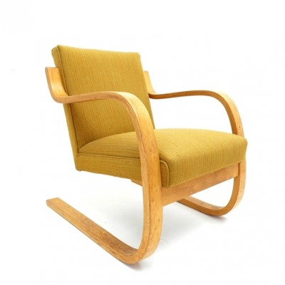 Model 34/402 lounge chair from the twenties by Alvar Aalto for Artek