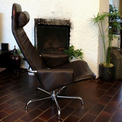 Lounge chair by Verner Panton for Innovation, 1980s