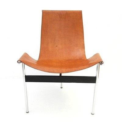 T dining chair by Douglas Kelly & Ross Littell for Laverne International, 1950s