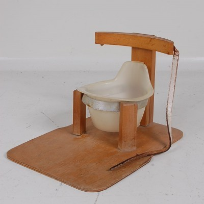 Reijne Pot chair, 1950s