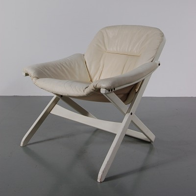 Göte Möbler lounge chair, 1970s