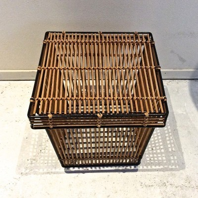 Paper Basket from the sixties by unknown designer for Rohé Noordwolde