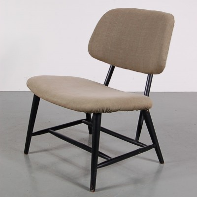 Lounge chair by Alf Svensson for Ljungs Industrier BV, 1950s