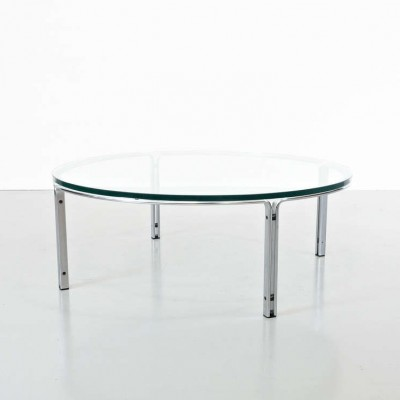 Coffee table by Horst Brüning for Kill International, 1970s