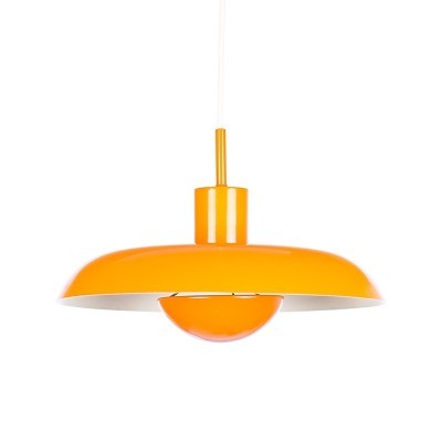 RA hanging lamp by Piet Hein for Lyfa, 1960s