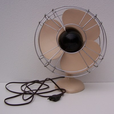 Fan from the fifties by unknown designer for ELGE