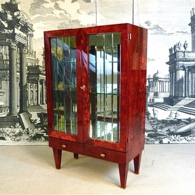 Cabinet from the sixties by Aldo Tura for Tura