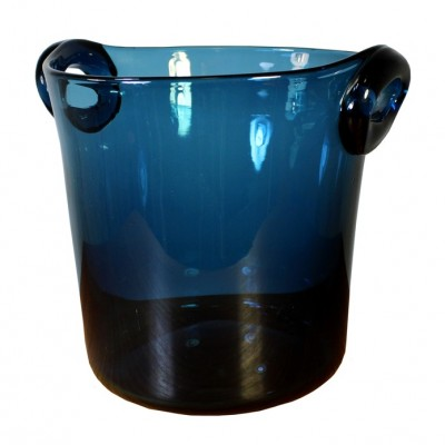 Ice Bucket from the sixties by Nils Landberg for Orrefors