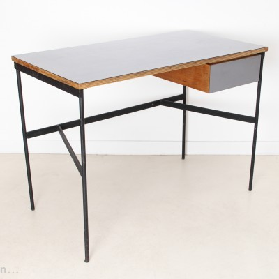 CM 174 writing desk by Pierre Paulin for Thonet, 1950s