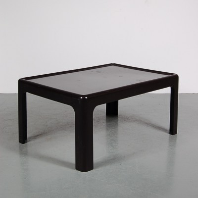 Horn Collection coffee table, 1970s