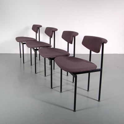 50 x dining chair by Rudolf Wolf for Elsrijk, 1960s