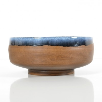 Ceramic Bowl by Jacob Hegnetslund for Hegnetslund, 1950s