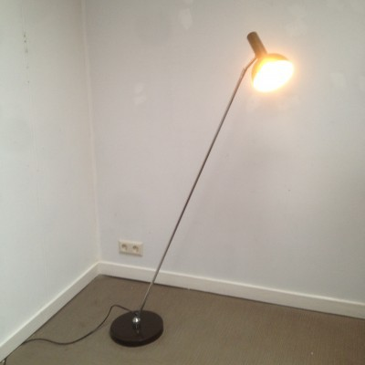 Floor lamp from the sixties by H. Busquet for Hala Zeist