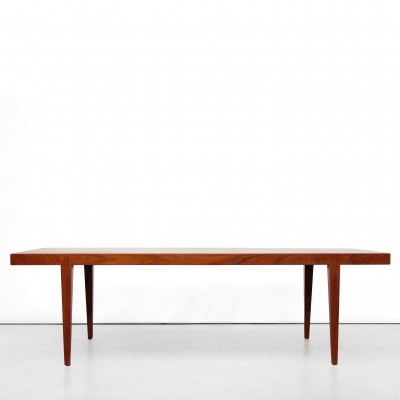 Coffee table by Severin Hansen for Haslev Møbelsnedkeri, 1950s