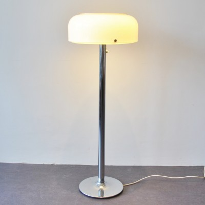 Nubbling floor lamp by Anders Pehrson for Ateljé Lyktan, 1970s