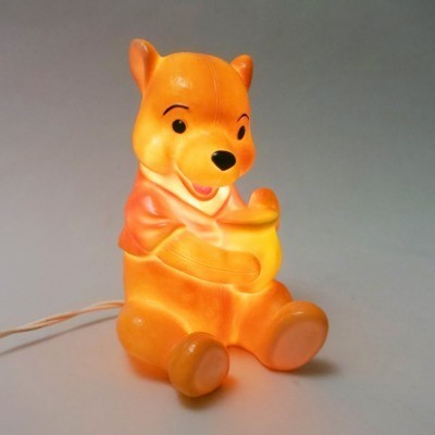Winny The Poo Lamp Children Furniture by Unknown Designer for Walt Disney