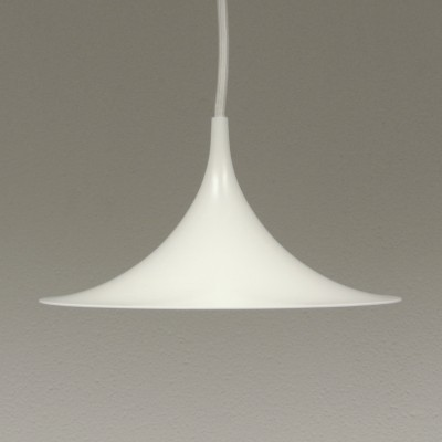Semi 24cm hanging lamp from the sixties by Claus Bonderup & Torsten Thorup for Lyskaer