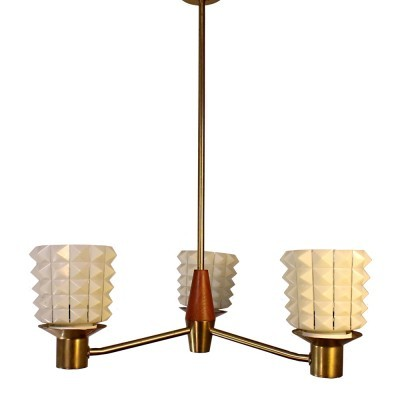 Hanging lamp from the sixties by unknown designer for ASEA