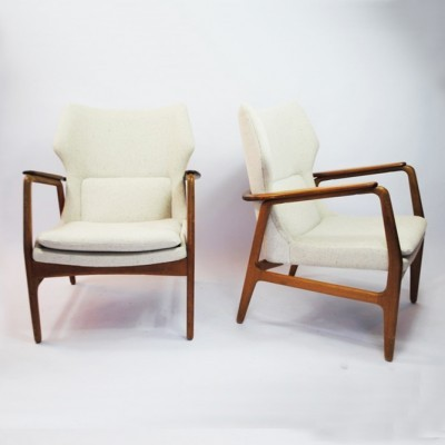 Lounge chair from the fifties by Aksel Bender Madsen for Bovenkamp