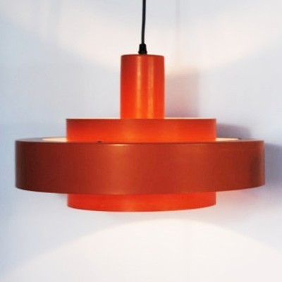 Equator hanging lamp from the sixties by Jo Hammerborg for Fog & Mørup