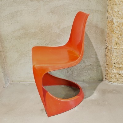 4 dinner chairs by Steen Østergaard for Cado