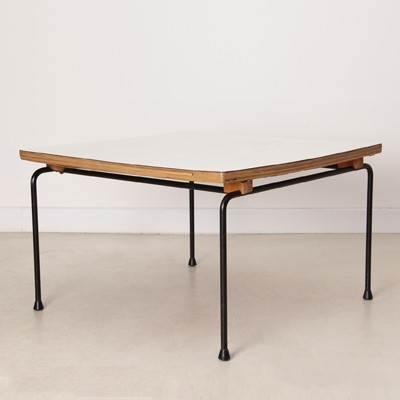 CM192 coffee table by Pierre Paulin for Thonet, 1950s