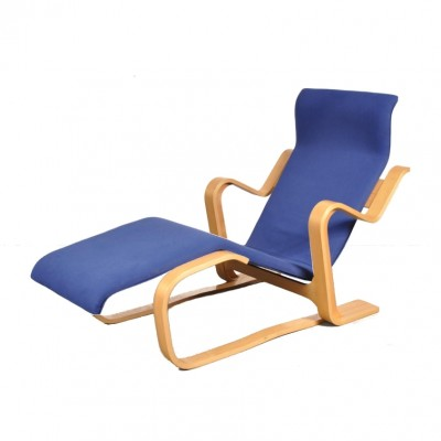 Lounge Chair by Marcel Breuer for Gavina