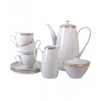 Coffee Set Brigitta by Jezek Jaroslav for Epiag Loket, 1960s