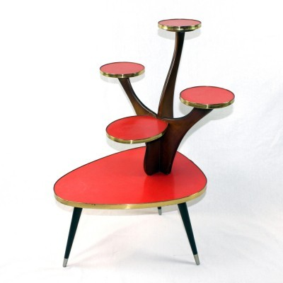 Plant Table by Unknown Designer for Unknown Manufacturer