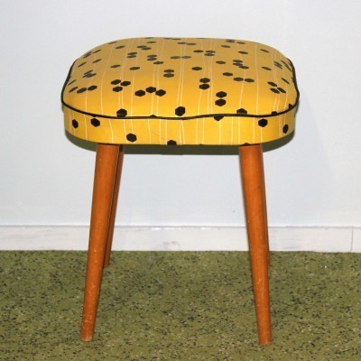 Stool from the fifties by unknown designer for Thonet