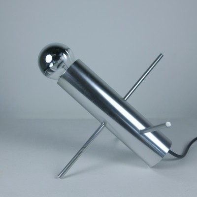 Krekel R-60 desk lamp by Otto Wach for Raak Amsterdam, 1960s