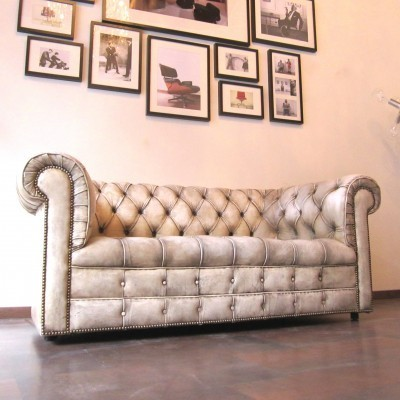 2 x Chesterfield sofa by Chesterfield, 1930s