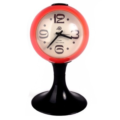 Clock from the seventies by unknown designer for unknown producer