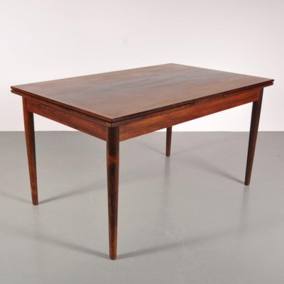 Dining table by Niels Kofoed for Hornslet Møbelfabrik, 1960s