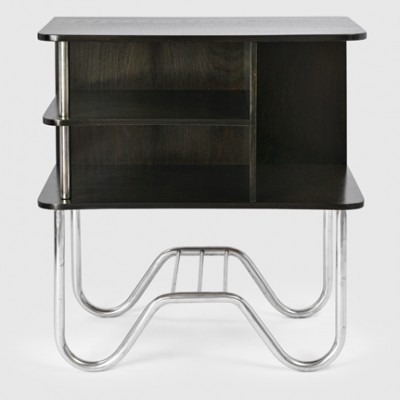 Side table from the thirties by unknown designer for Hynek Gottwald