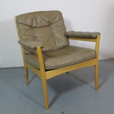G Mobel lounge chair, 1960s