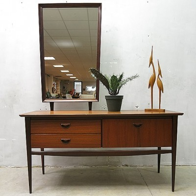 Sideboard by Louis van Teeffelen for Wébé, 1950s