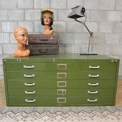 Lips chest of drawers, 1950s