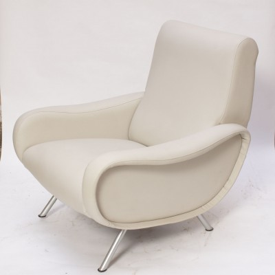 Lady lounge chair by Marco Zanuso for Arflex, 1950s