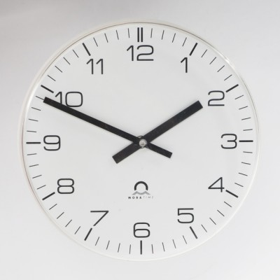 Clock by Unknown Designer for Mobatime