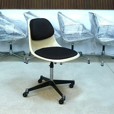 PSCC-4 Task office chair from the fifties by Charles & Ray Eames for Herman Miller