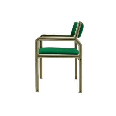 2 FP 3007 dinner chairs from the seventies by Pierre Mennen for Pastoe