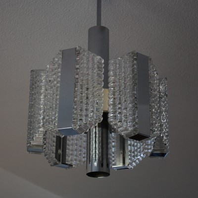 Hanging / ceiling lamp produced in Germany in 60's