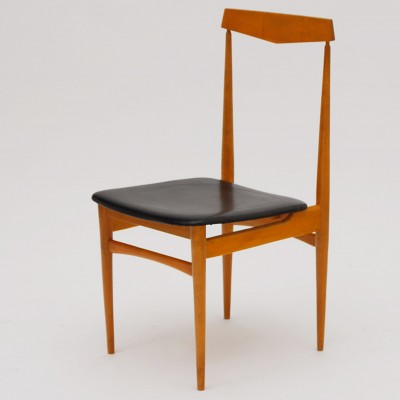 Office chair from the sixties by unknown designer for Jitona NP