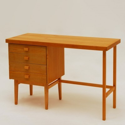 Writing desk from the seventies by unknown designer for unknown producer